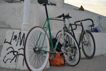DIY Fixie: Mit Anleitung ein Fixed Gear Fahrrad bauen | bike